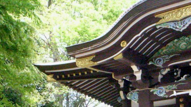 明治神社 – 松戸市無形文化財「三匹獅子舞」が有名
