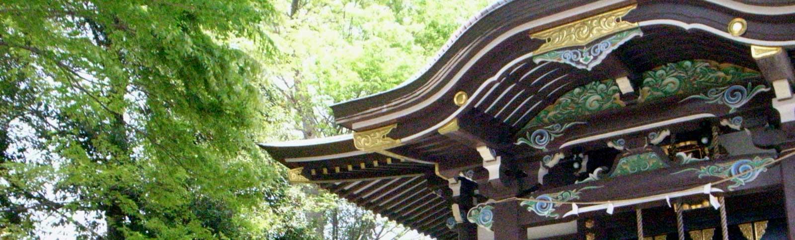 寺社を探す