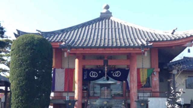 金蔵院 – 松戸七福神のうち恵比寿神を祀るお寺