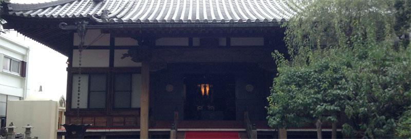 西蓮寺(松戸)- 中部小学校発祥のお寺
