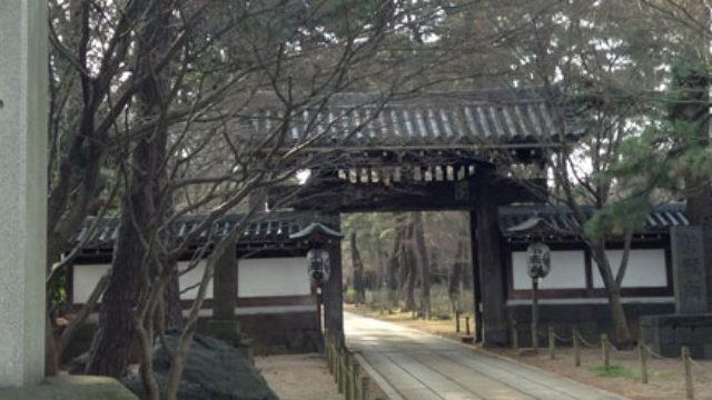 東漸寺 – 530年の歴史を持つ四季の彩り豊かなお寺